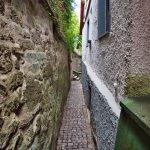 Straßenszene in Überlingen 2