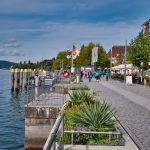 Uferpromenade in Überlingen