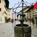 Brunnen in Berchtesgaden