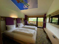 Doppelzimmer im Explorer Hotel Bertesgaden am Königssee