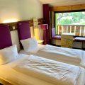 Gemütliches Doppelzimmer im Explorer Hotel Bertesgaden am Königssee