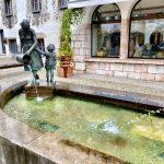 Großer Brunnen in Berchtesgaden