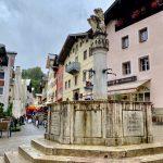 Marktbrunnen von Berchtesgaden
