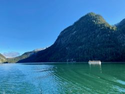 Schifffahrt auf dem Königssee