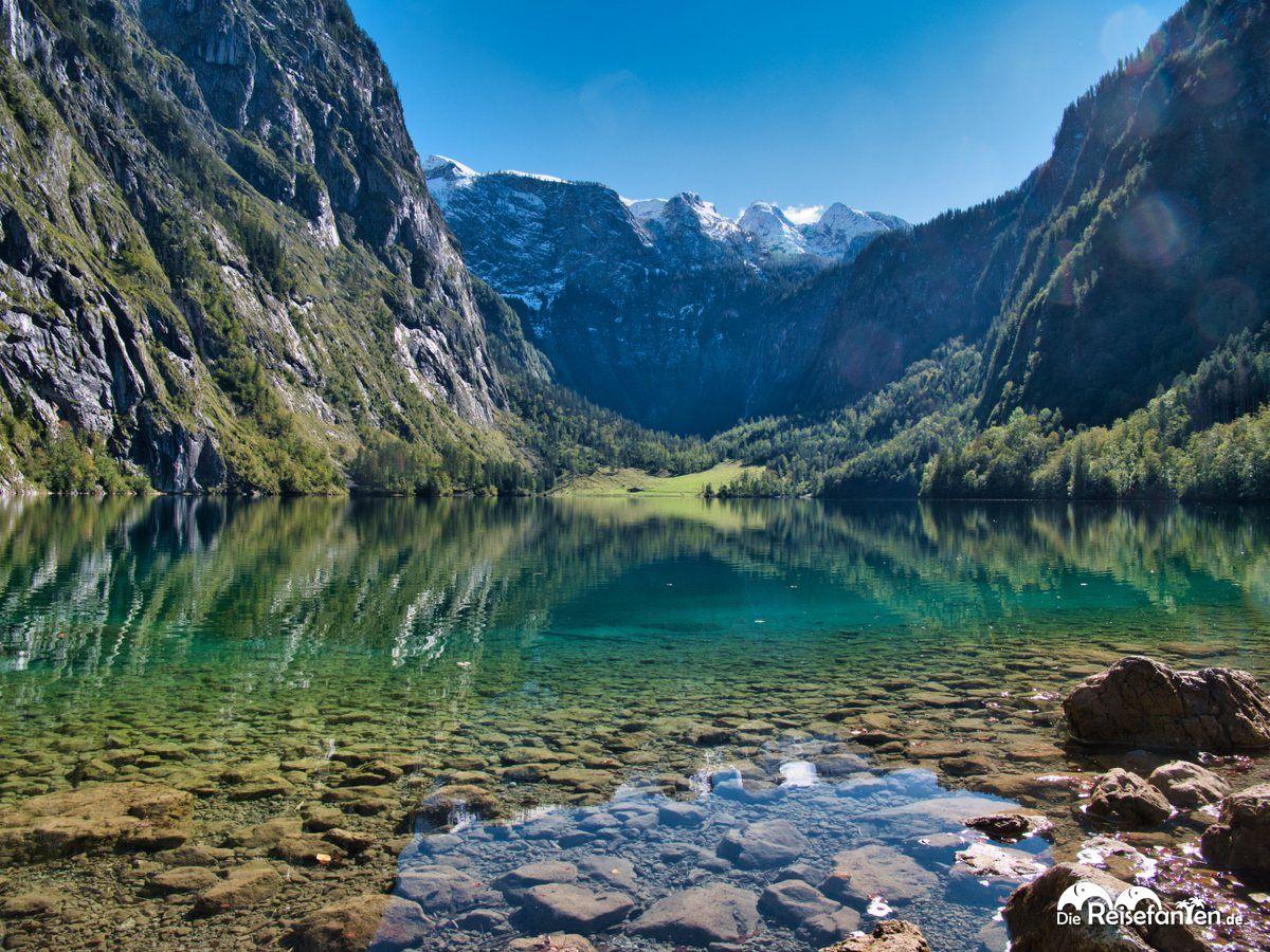 Schöner Obersee