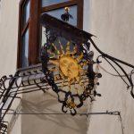 An einem Haus in Brixen