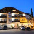 Blick auf die Residence Reinhild in Nals in Südtirol