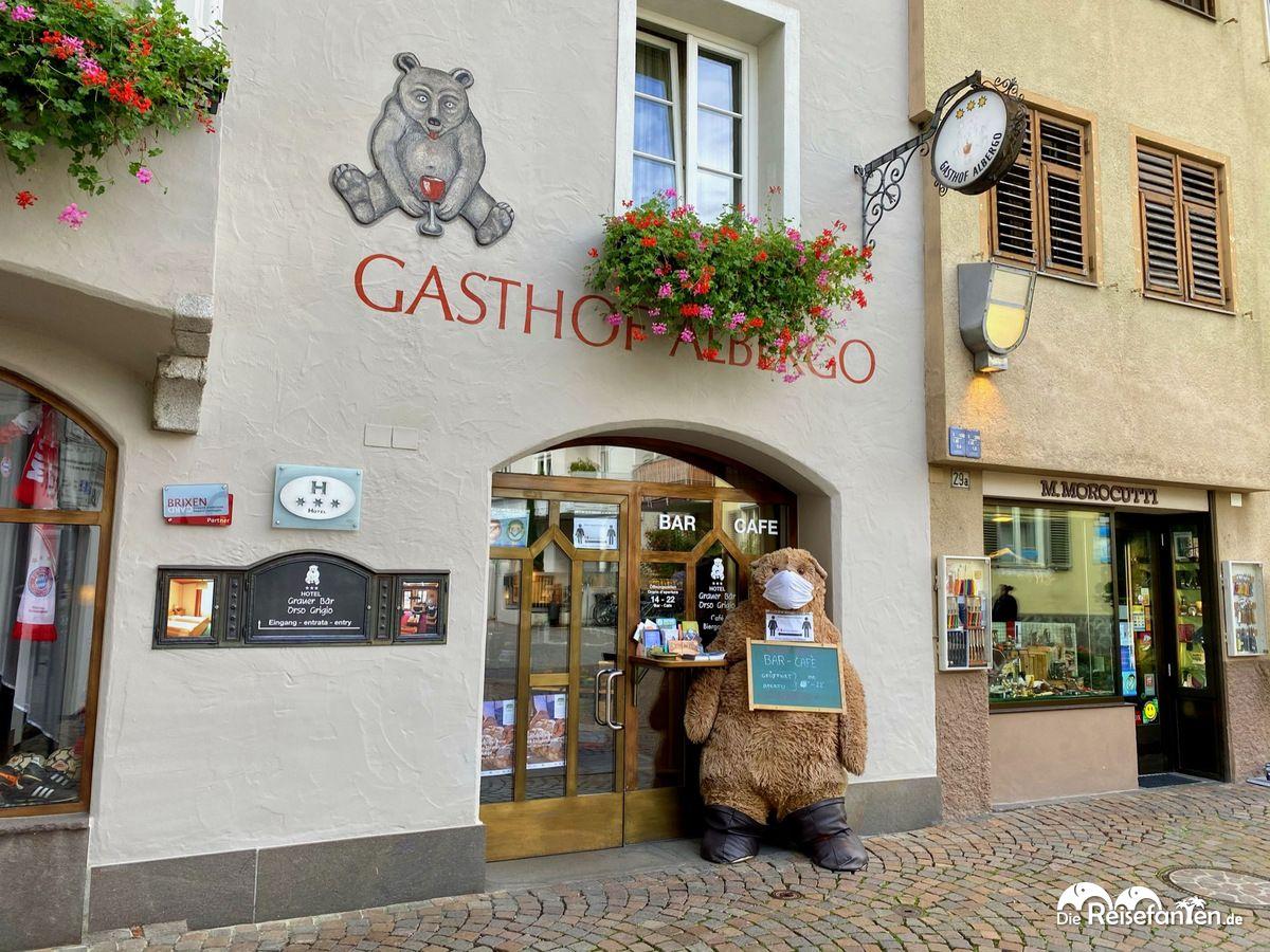 Brixen in Zeiten von Corina