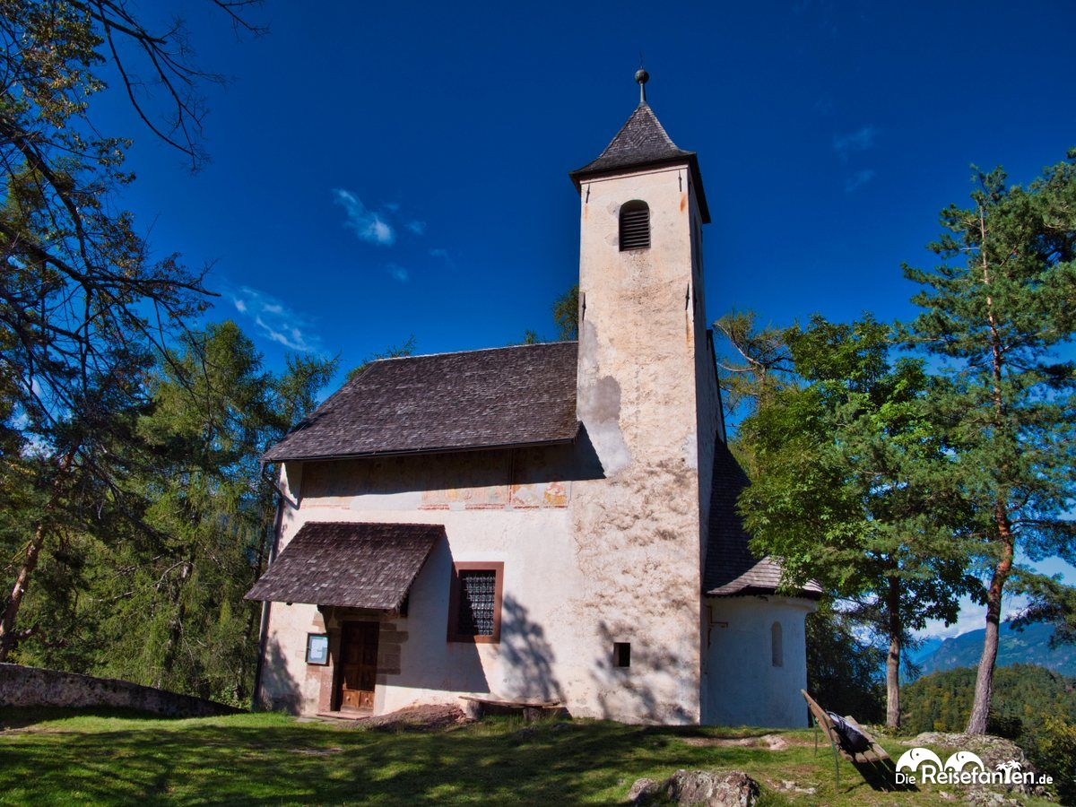 Die Kirche St Jakob In Grissiano
