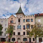Rathaus in Brixen
