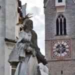 Statue in Brixen