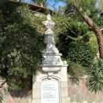 Denkmal zu Ehren von Franz Tappeiner in Meran