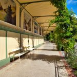 Impressionen aus Meran Entlang der Gilfpromenade