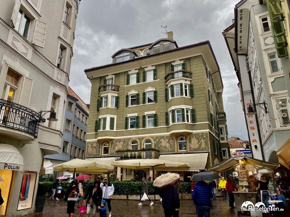 Försterbräu Haus in Bozen