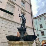 Neptunbrunnen in Bozen