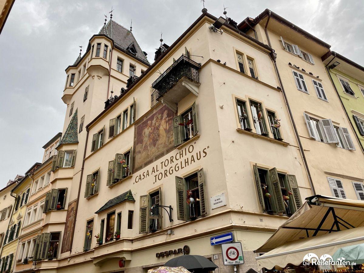 Torgglhaus in Bozen