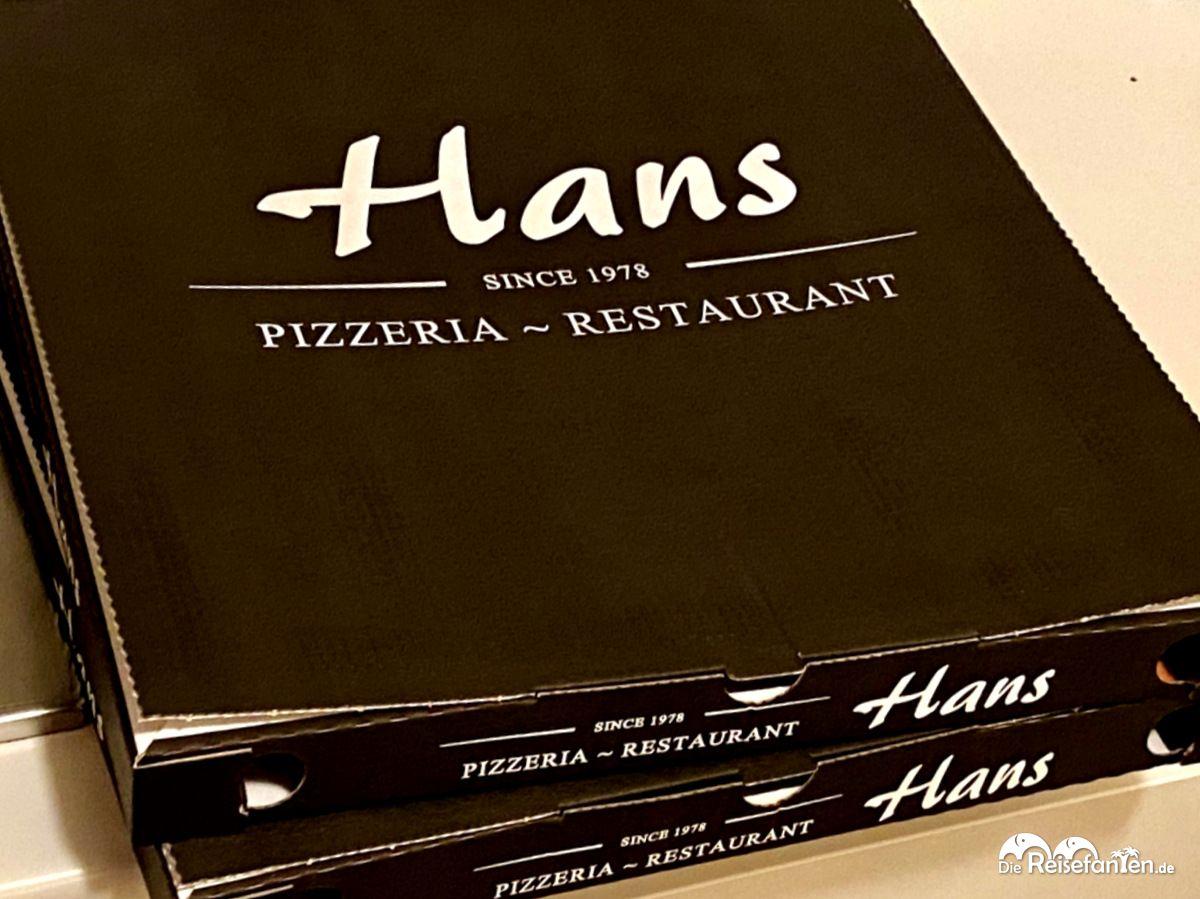 Pizzeria Restaurant Hans in Toblach in Südtirol