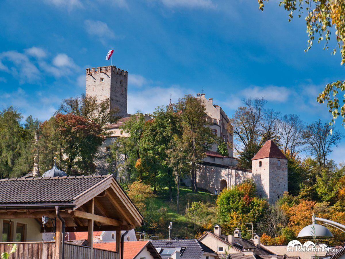 Das Schloss Bruneck