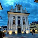 Die Michaelskirche in Innichen