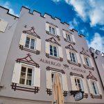Ein Gasthof in Bruneck