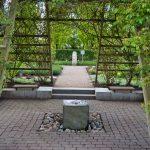 Gartenbeispiel im Park der Gärten