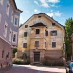 Haus in der Paul von Sternbach Straße in Bruneck