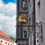Nasenschild in Bruneck