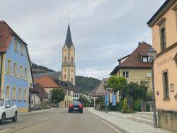 Ebermannstadt in der Fränkischen Schweiz