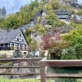 Idyllisches Fachwerkhaus in Pottenstein in der Fränkischen Schweiz