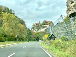 Pottenstein in der Fränkischen Schweiz