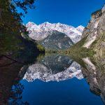 Der spiegelnde Königssee