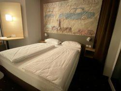 Doppelzimmer im B&B Hotel Eisenach