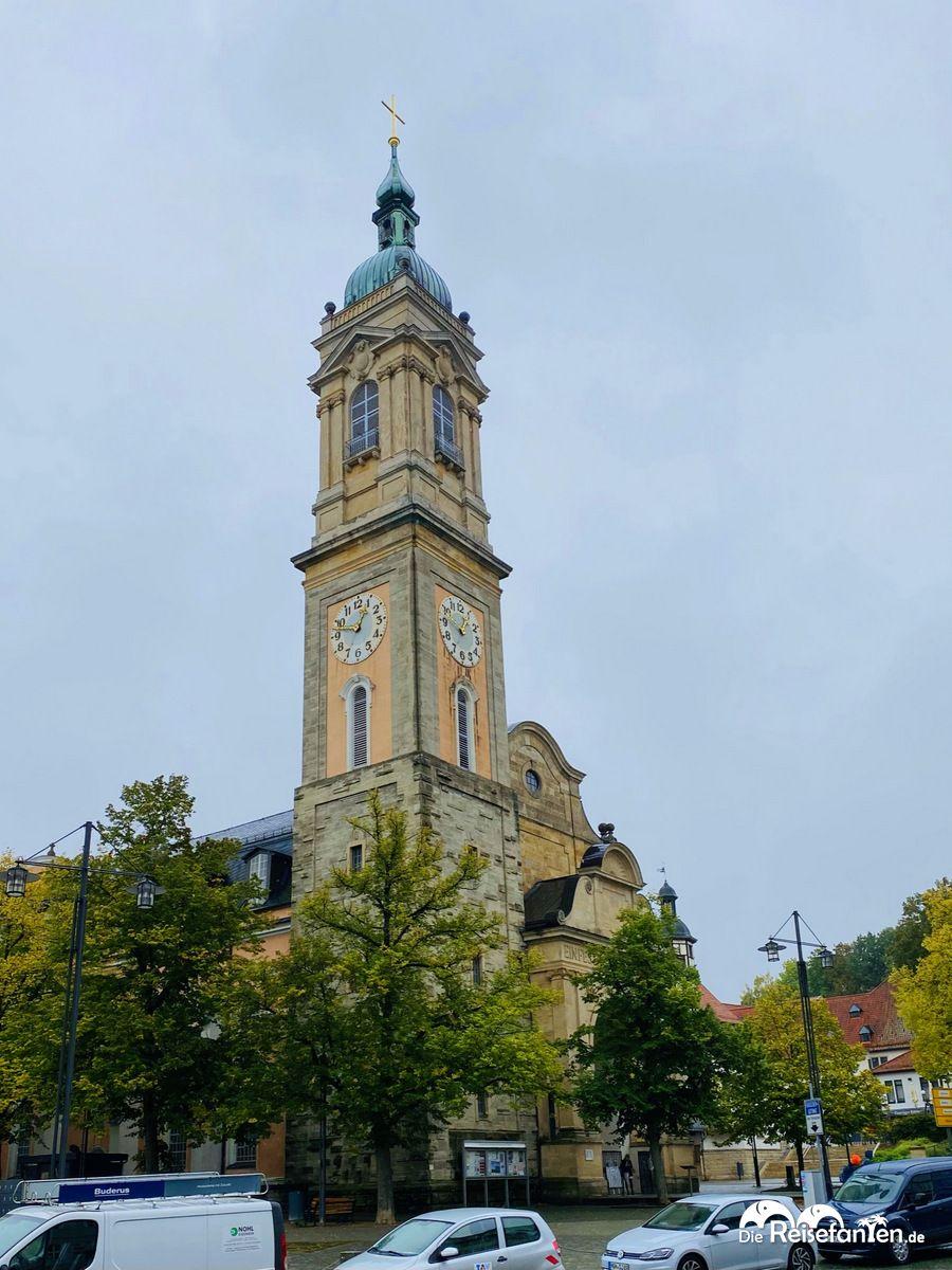 Georgskirche in Eisenach