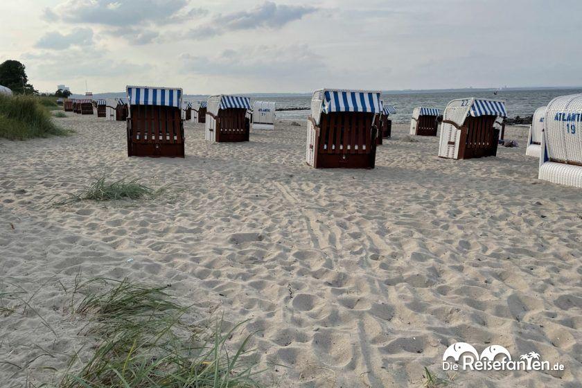 Der Strand von Niendorf