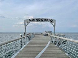 Die Niendorfer Seebrücke