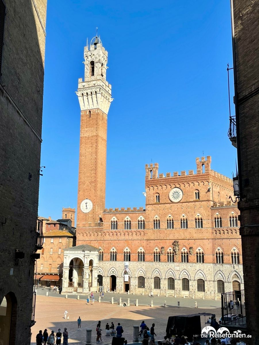 Impressionen aus Siena 1