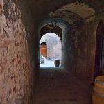 Motiv aus der Via di Città in Siena