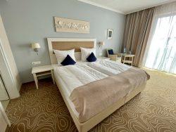 Zimmerblick im Hotel Mein Strandhaus in Niendorf